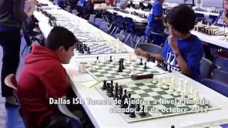 Dallas ISD Torneo de Ajedrez a Nivel Primaria