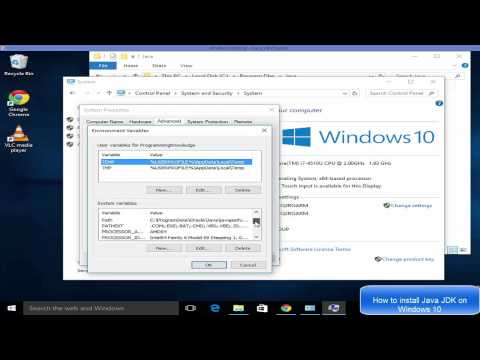 How To Download And Install Java on Windows 10 ( Java JDK on Windows 10) + Set JAVA_HOME