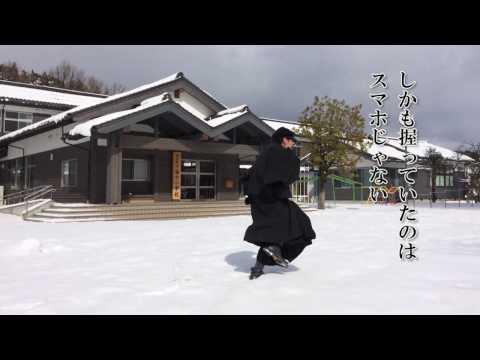 The Japanese traditional style KIMONO(Inverness coat & HAKAMA)