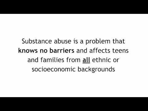 Adolescent Substance Abuse Treatment Program (2014)
