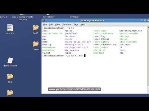UNIX: File Related Commands Part-1