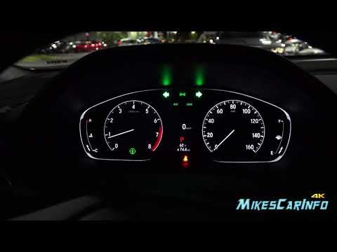 2018 Honda Accord Digital Speedometer?
