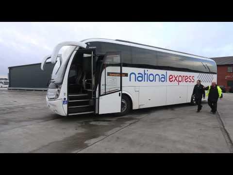National Express Coaches Job Recruitment HD
