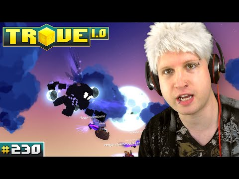 Scythe Plays Trove ✪ SYMBIOTE INVASION!! ● Let's Play Multiplayer Gameplay #230