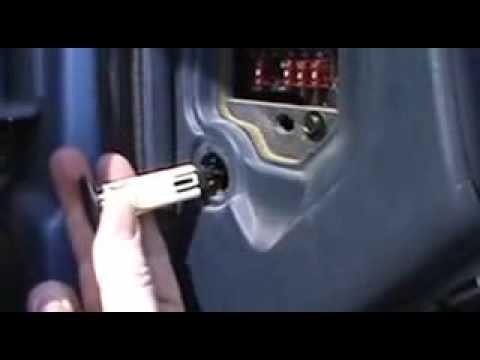 Chevy S-10 Door Switch replacement