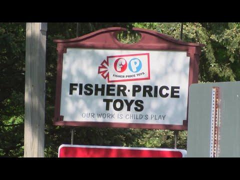 Fisher Price employee
