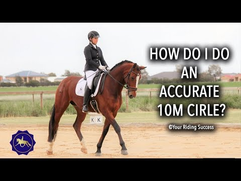 How Do I Do An Accurate 10m Circle? - Competition Mastery TV Ep13
