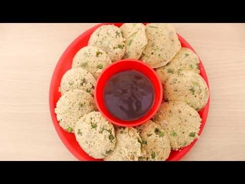 Healthy Oats Idli Recipe in Hindi || Low Calorie Snack || Protein Rich Idli
