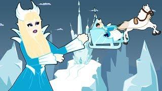 #x202b;ملكة الثلج قصص للأطفال الرسوم المتحركة رسوم متحركة#x202c;lrm;