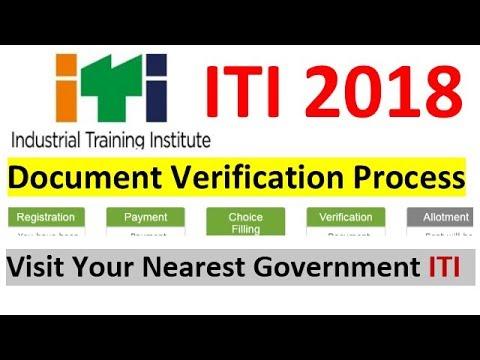 Xxx Mp4 ITI Document Verification Process 2018 – 2019 3gp Sex