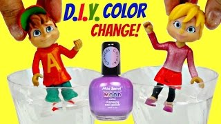Download D.I.Y. ALVINNN!!! and the Chipmunks Color Change Nail Polish