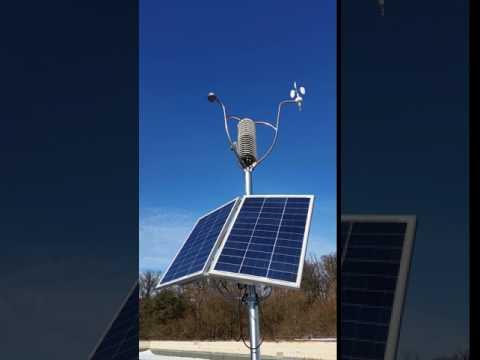 BARANI - Automatic Weather Station