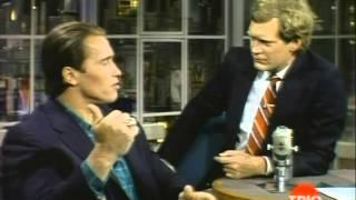 Letterman 1985 seg02 Swartzenegger
