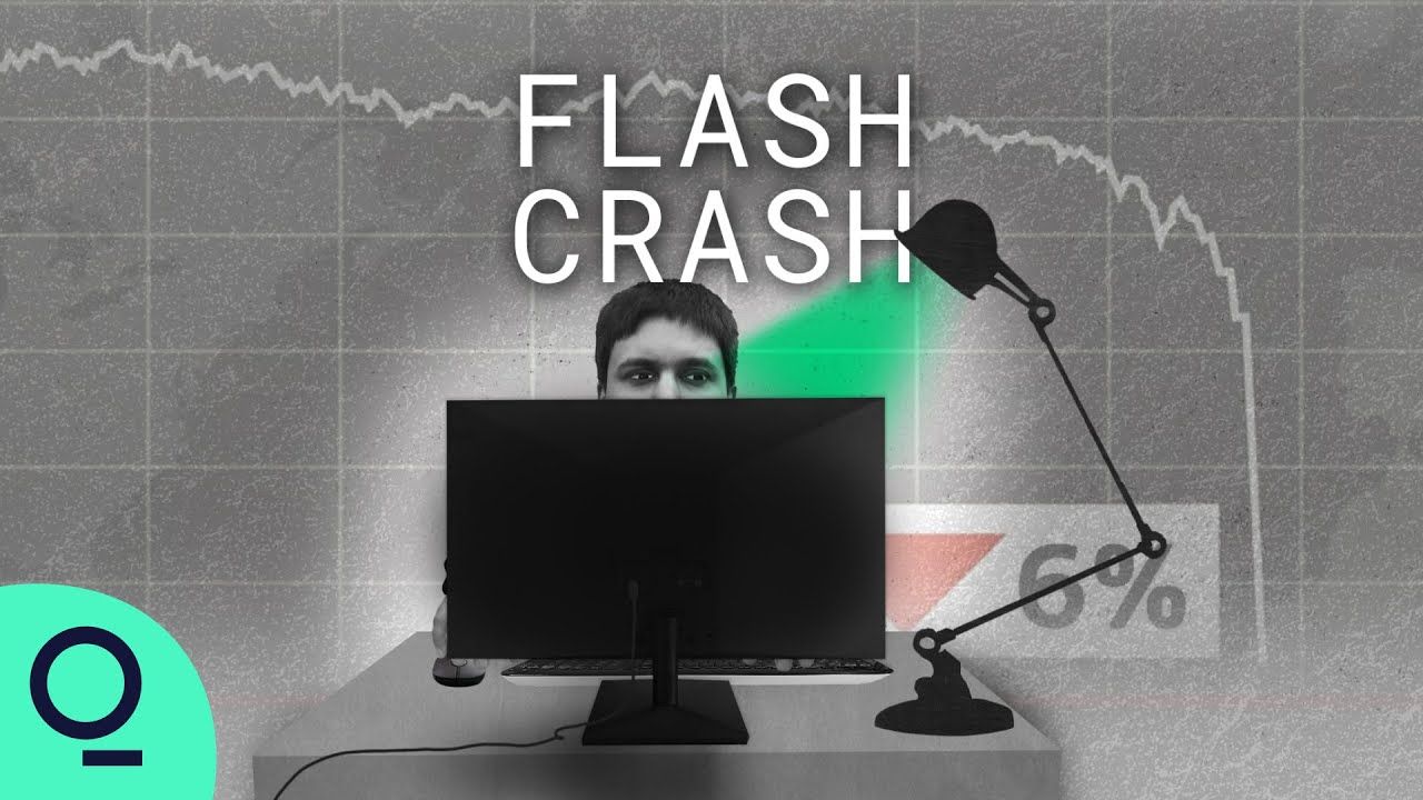 The Wild $50M Ride of the Flash Crash Trader