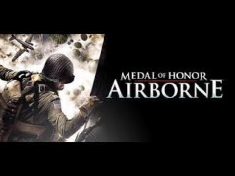 tutorial game cara instal game Medal of Honor Airborne