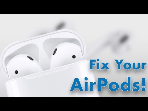 How to Reset Your AirPods!