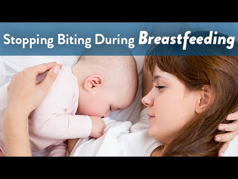 5 Tips on Stopping Biting During Breastfeeding | CloudMom