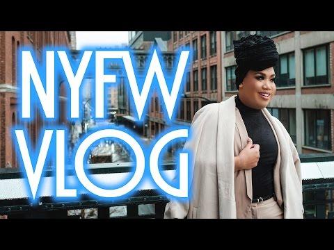 NEW YORK FASHION WEEK | PatrickStarrr