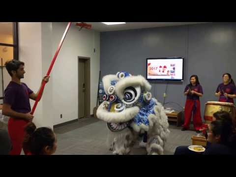 Lunar New Year Celebration - Stouffer College House