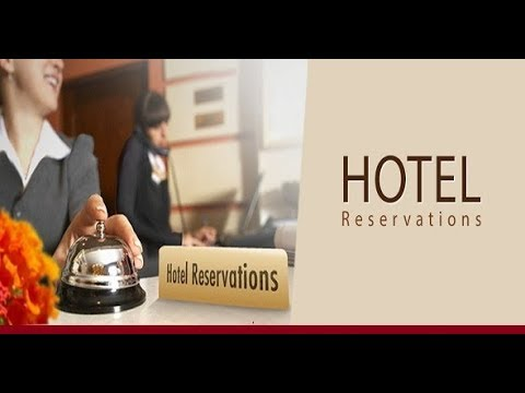 Hotel & Restaurant Software : How to  Make Room Booking / Reservation Entry