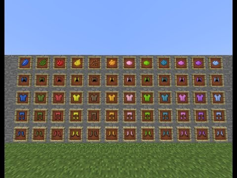 Minecraft Xbox 360/PS3 - How to dye Leather Armour