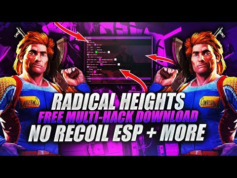 RADICAL HEIGHTS FREE MULTI-HACK + FULL DOWNLOAD [USE AT OWN RISK]