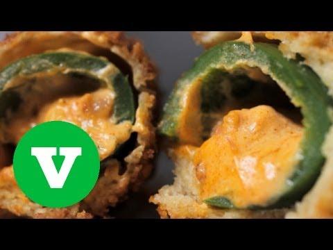 How To Make Jalapeño Poppers: We ♥ Food