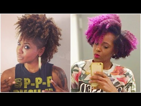 How to Grow Shaved Sides & Tapered Cuts | Natural Hair | askpRoy