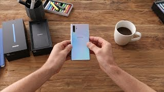 Samsung Galaxy Note 10 Hands-On Official Video