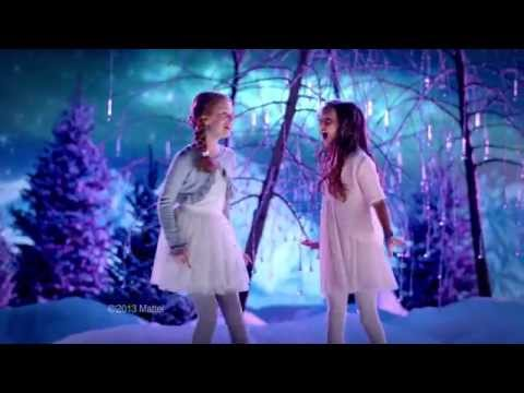 Disney Frozen Magical Lights Palace Playset & Frozen Flip 'n Switch Castle | Mattel