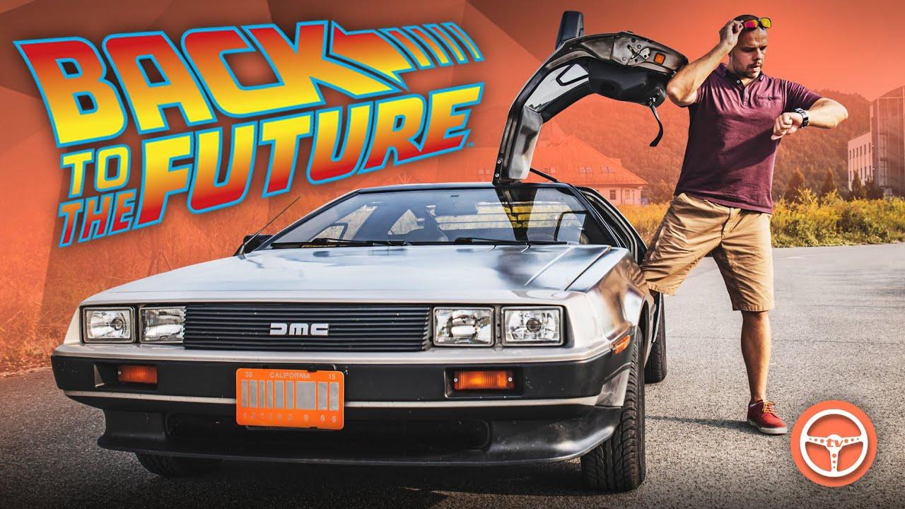 DMC DeLorean je návrat do budúcnosti - volant.tv