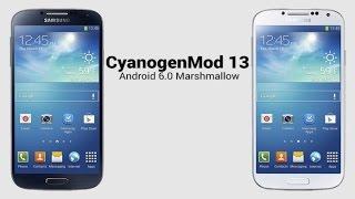 How To Install Cm 13 On Samsung Galaxy S4 Mini Gt I9195/i9190