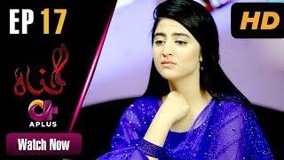 Pakistani Drama | Gunnah - Episode 17 | Aplus Dramas | Sara Elahi, Shamoon Abbasi, Asad Malik