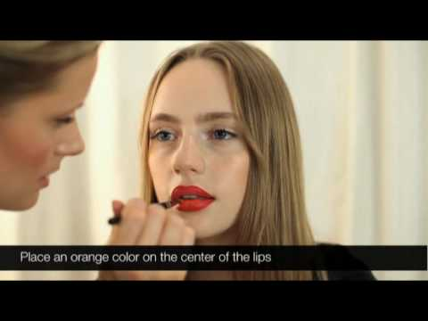 StyleCaster Beauty How To Get A Bold Red Velvet Lip
