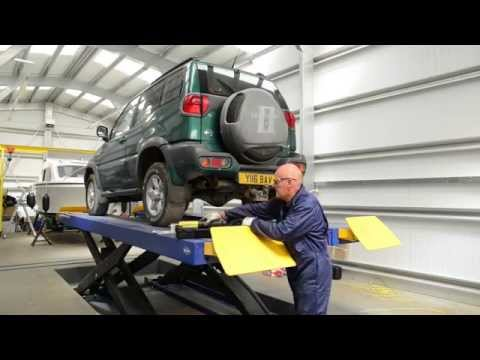 How to remove tough, rusted exhaust bolts with a Mini-Ductor® II +