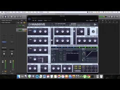 Making A Future House in Logic Pro X (live tutorial by Alex Menco)
