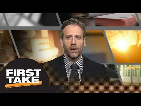 Max reveals how Rockets can beat Warriors in Western Conference finals Game 2   First Take   ESPN