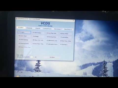 VCDS/VagCom - How to disable the seat belt warning for VW and Audi