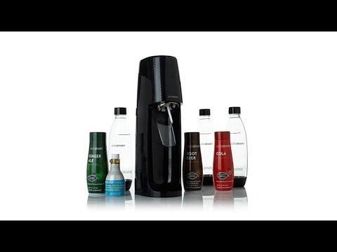 SodaStream Fizzi Sparkling Drink Kit w/Mini CO2 Rebate