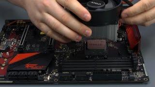 $1600 Gaming PC Build - AMD Ryzen 7 1700 / ASRock Fatal1ty X370 Gaming K4