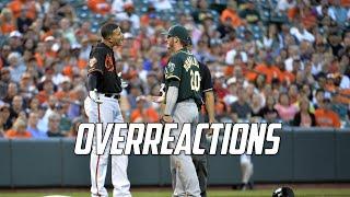 MLB | Overreactions