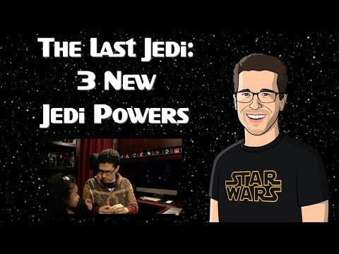 3 Amazing New Jedi Powers from The Last Jedi