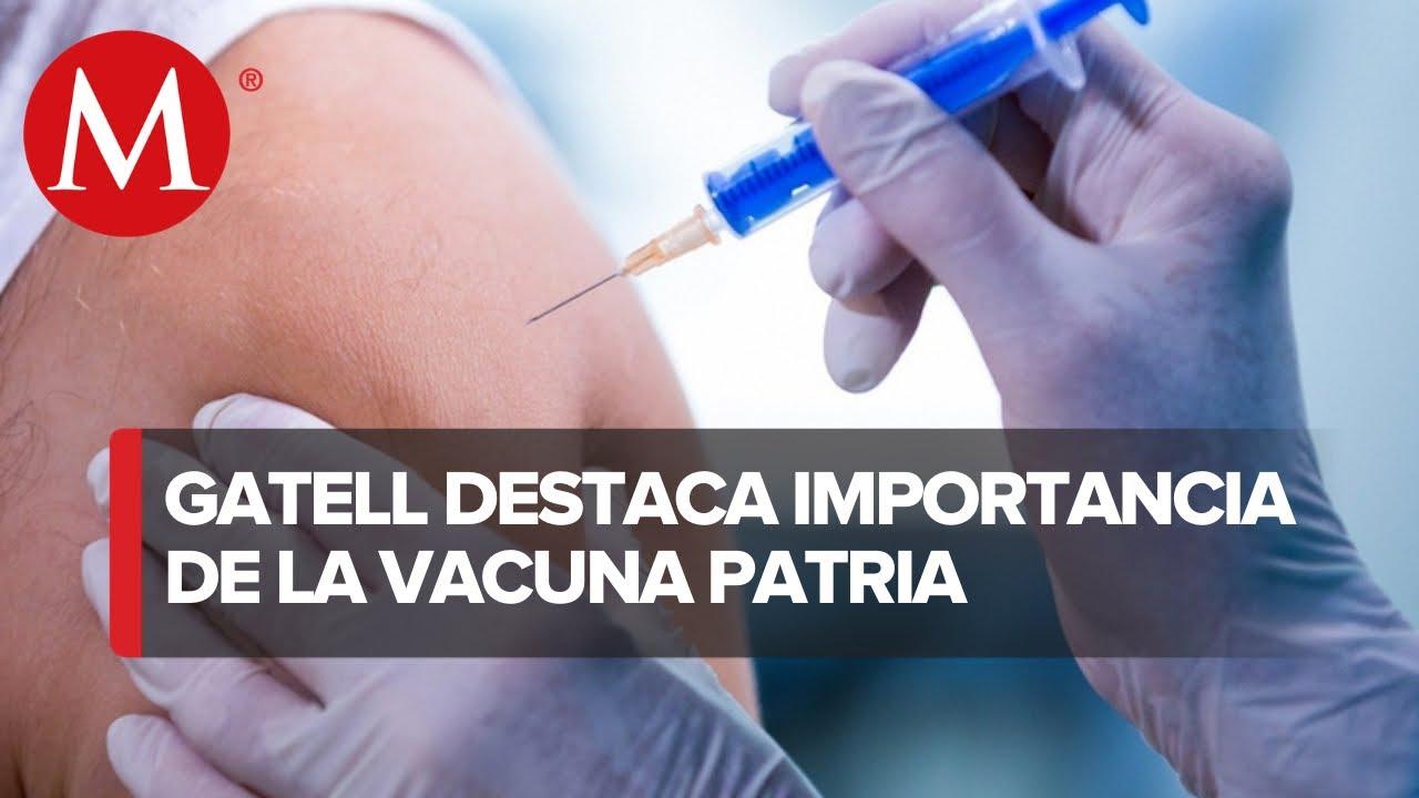 Si vacuna Patria tiene ensayos exitosos podría contribuir a inmunización en AL: Ssa