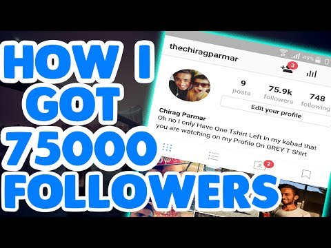 How To Increase Instagram Followers Without Following