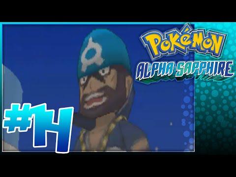 Let's Play Pokemon Alpha Sapphire! Episode #14 - Mischief at Mt. Chimney!!