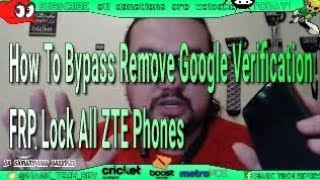Bypass Google Account ZTE z832 6 0 1 And Unlock - FRP Sonata 3