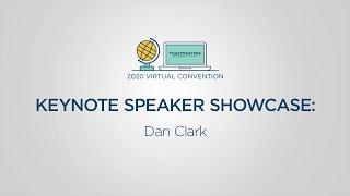 Toastmasters 2020 Convention: Opening Keynote Speaker Showcase