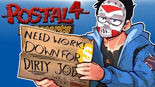 WHAT!!!!! POSTAL 4 IS OUT??? H2O DELIRIOUS SEARCHES FOR A JOB! (Funny Moments)