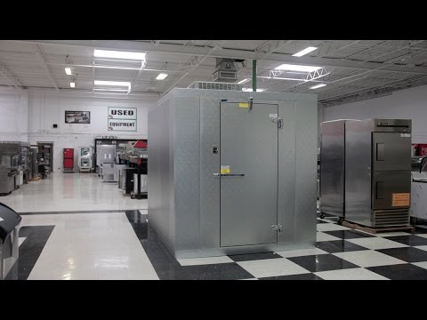 NorLake Walk-In Kold Locker Installation
