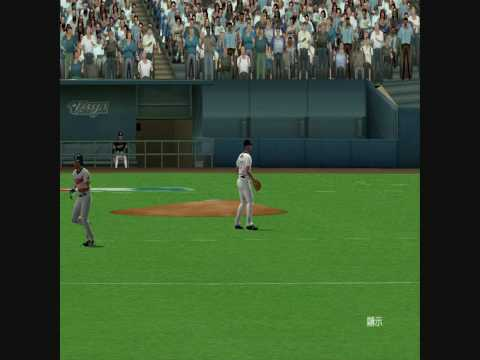 MVP Baseball 2005 Lyle Overbay Turned A Nice 3-1 Double Play